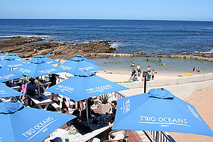 Delfinos Restaurant in Mossel Bay